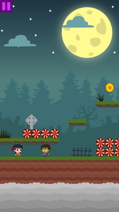 Screenshot 1 Super Ninja Boy Run