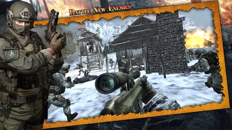 Apes FPS Shooting Game