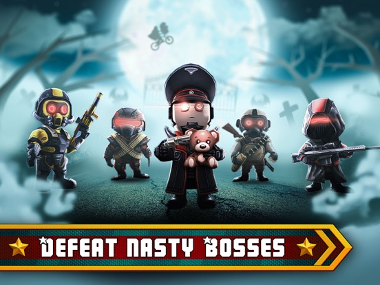 Best free action games for iPad (iOS 9 and below) page 19