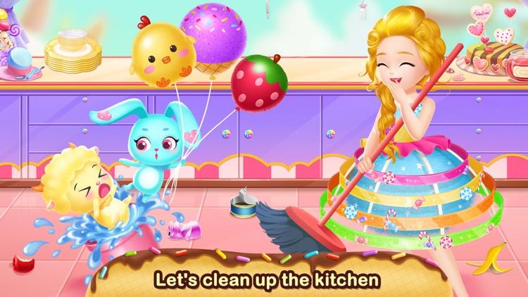 Princess Libby Dessert Maker screenshot-4