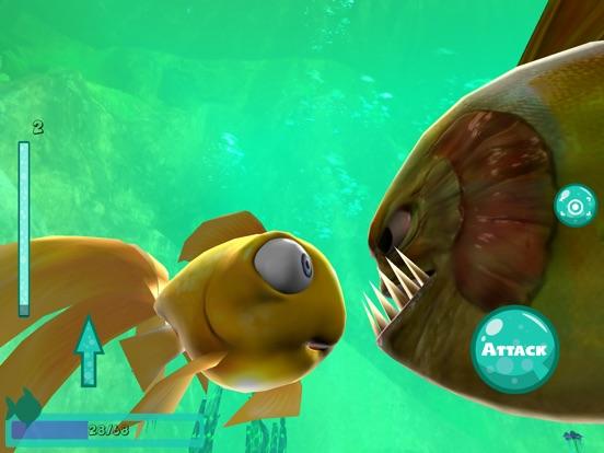 FEED AND BATTLE: GROW FISH на iPad