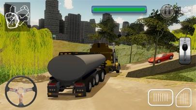 貨物トレーラー輸送トラックのおすすめ画像1