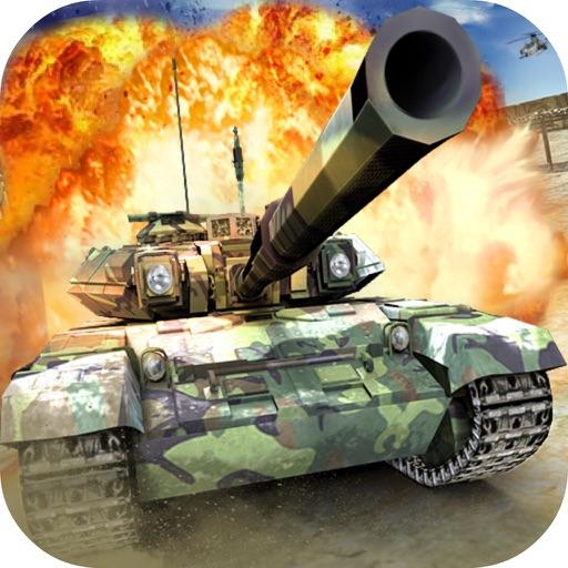 Tank Gunner Shoot 3D