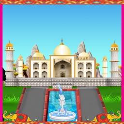 Taj Mahal World Wonder Builder