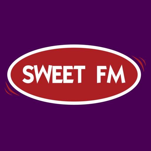 Sweet FM - Tout le monde l'écoute dans le région Icon