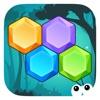 方块消消乐-1010六角消除版 六边形消除的经典叠方块游戏