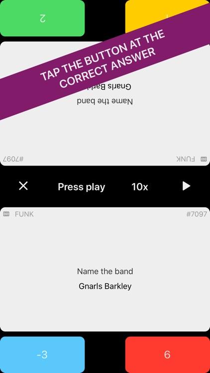 Music Quiz + screenshot-7