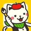 ネコの絵描きさんアイコン