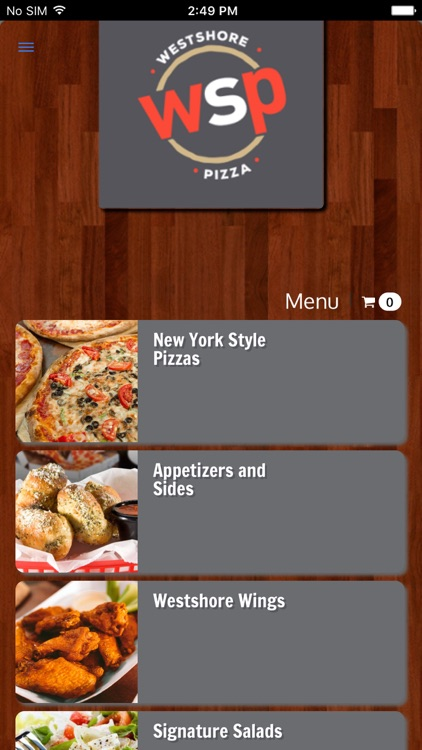 westshore pizza by diamond touch inc rh appadvice com
