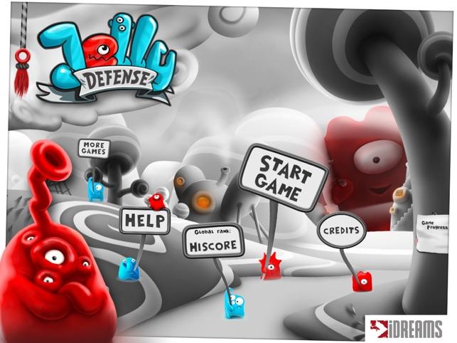 Jelly Defense Screenshot
