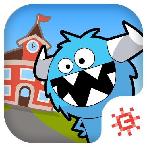 codeSpark Academy with The Foos app logo