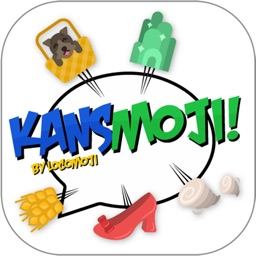 KansMoji - Kansas emoji-stickers