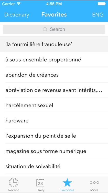 Expressis Business Terms EN-FR screenshot-3