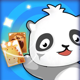 卡通益智游戏:动物翻牌小游戏