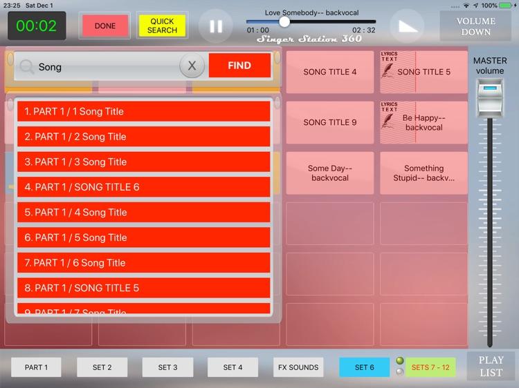 Singer Station 360 screenshot-3