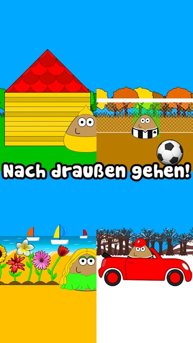 Screenshot for Pou in Germany App Store