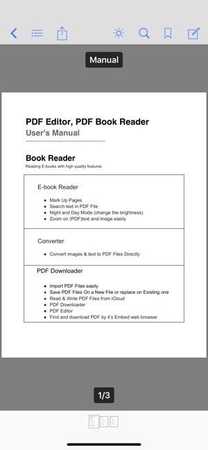 PDF Editor ,PDF Book Reader on the App Store