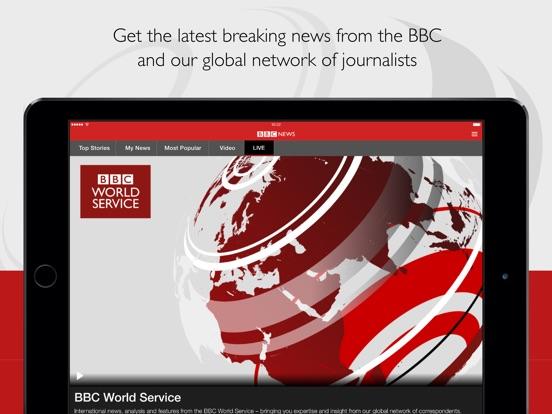 BBC News iPad