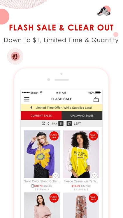 Tidebuy - Fashion Shopping screenshot-4