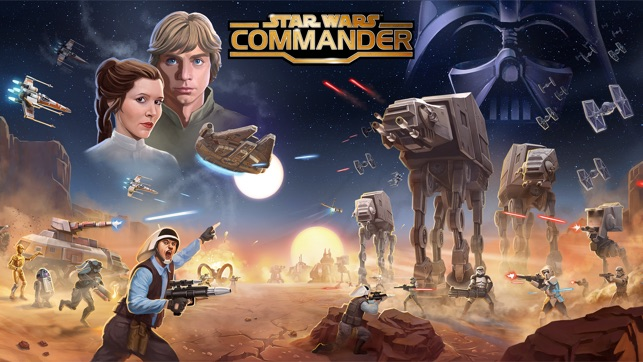 Free Online Star Wars Building Games
