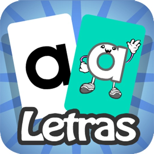 Meet the Letters Flashcards (Spanish) iOS App