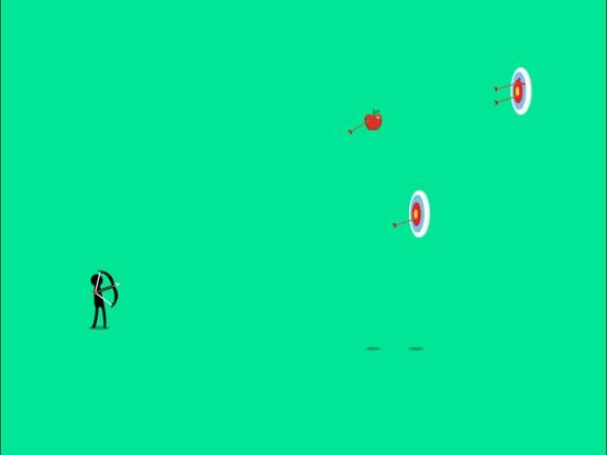 Stickman Archery ® screenshot 4