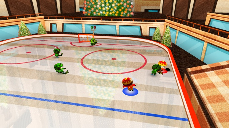 Chop Chop Hockey screenshot-3