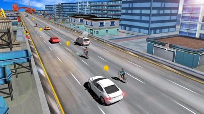 In Bicycle Racing on Highway screenshot 5