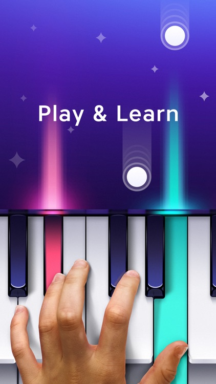 Piano app by Yokee screenshot-0
