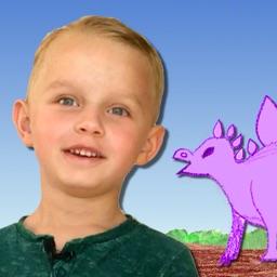 Patrick's Dinosaur: Learn Dino