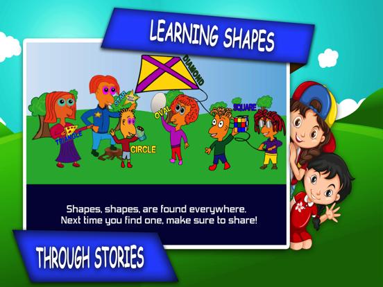 STEM Storiez-ShapeExplorer EDU screenshot 9