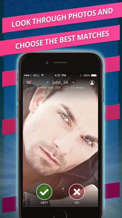 Meet4U – dating, chat, love screenshot-3