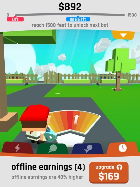 Image of Baseball Boy! for iPad