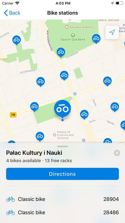 Youbike - city bike rentals