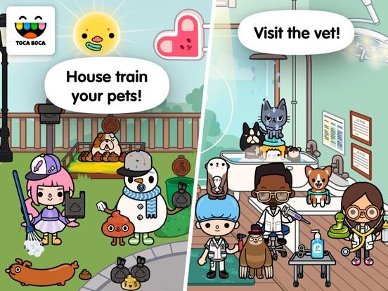 Toca Life: Pets screenshot 9