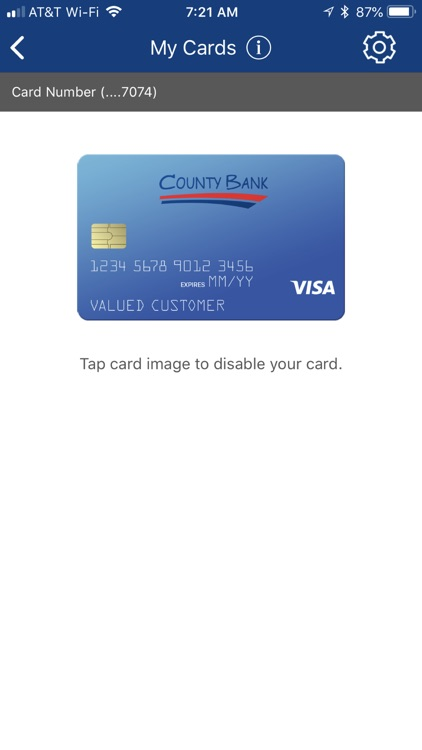 County Bank screenshot-5