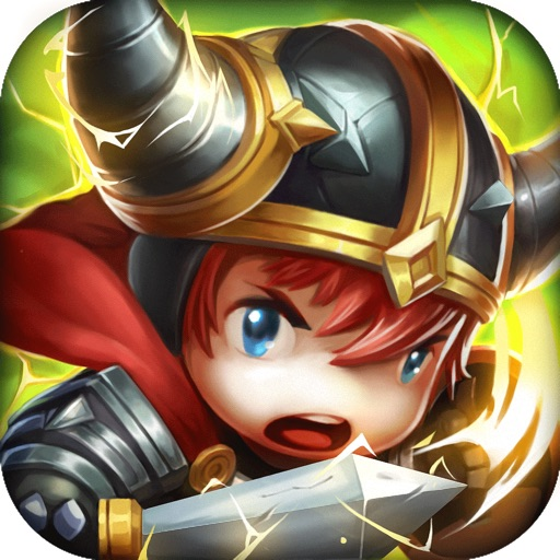 勇者物语-大型动作角色扮演游戏