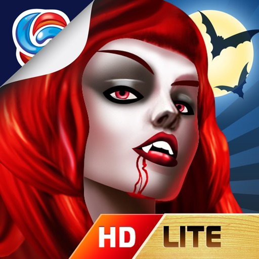Vampireville HD lite: haunted castle adventure icon