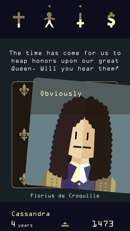 Reigns: Her Majesty screenshot-2