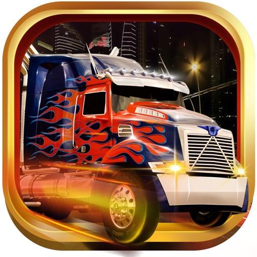 卡车模拟驾驶-城市赛道飞车