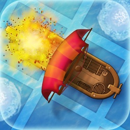 PirateFleet - the famous battleship like game