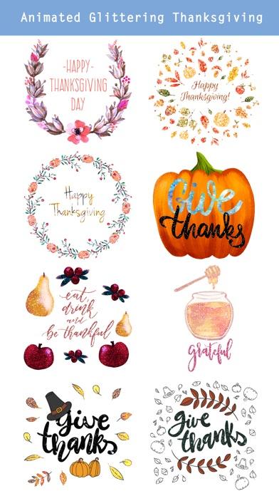 Glittering Thanksgiving screenshot 2