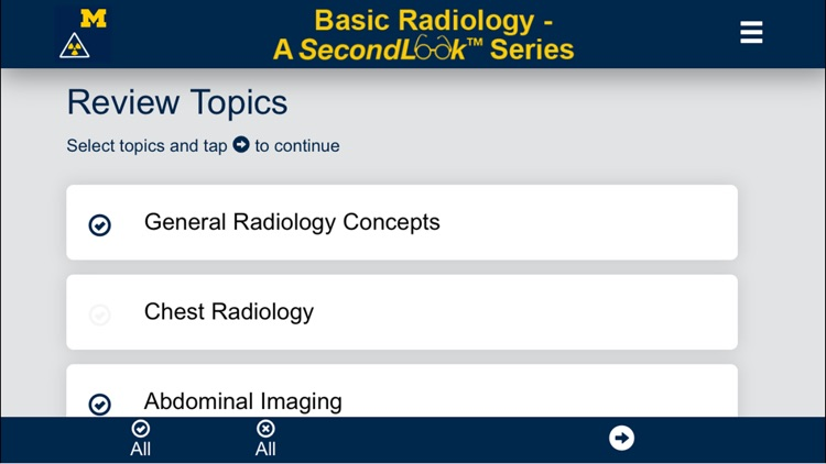 Basic Radiology - Secondlook screenshot-0