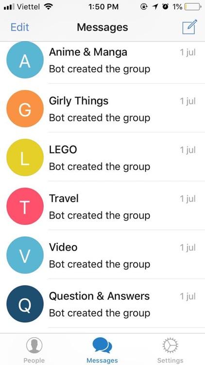 Youalo Messenger screenshot-8
