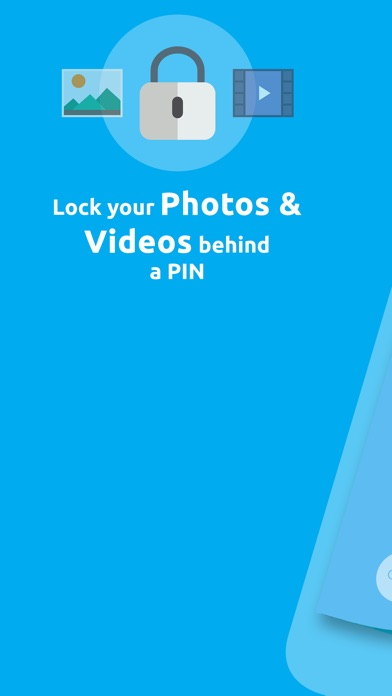 Photo Vault: App Lock & Hider screenshot one