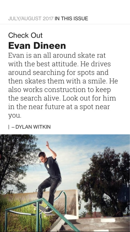 TransWorld Skateboarding Magazine screenshot-3