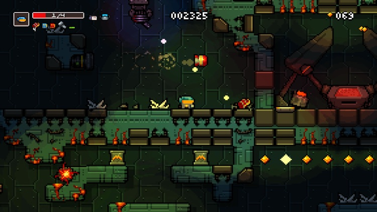 Meganoid(2017) screenshot-2