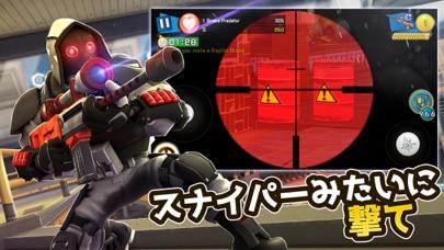 サバイバルヒーロー: オンラインシューティングFPS 3Dスクリーンショット5