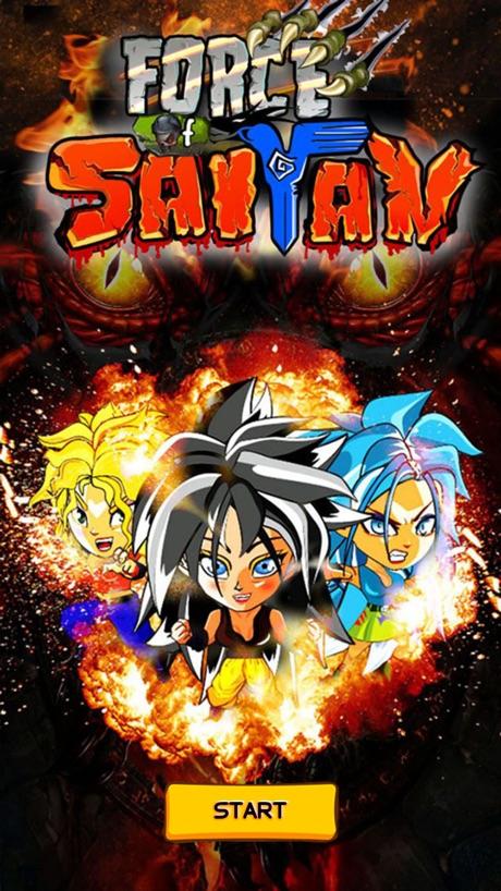 Force of Saiyan
