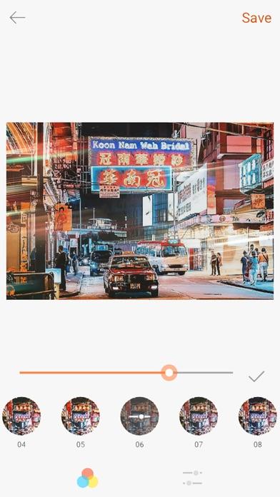 Palette HK (パレット香港) screenshot1
